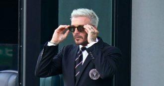 David Beckham testimonial dei Mondiali in Qatar per 177 milioni. Ma i difensori dei diritti umani protestano: 'Venduto l'anima al diavolo'