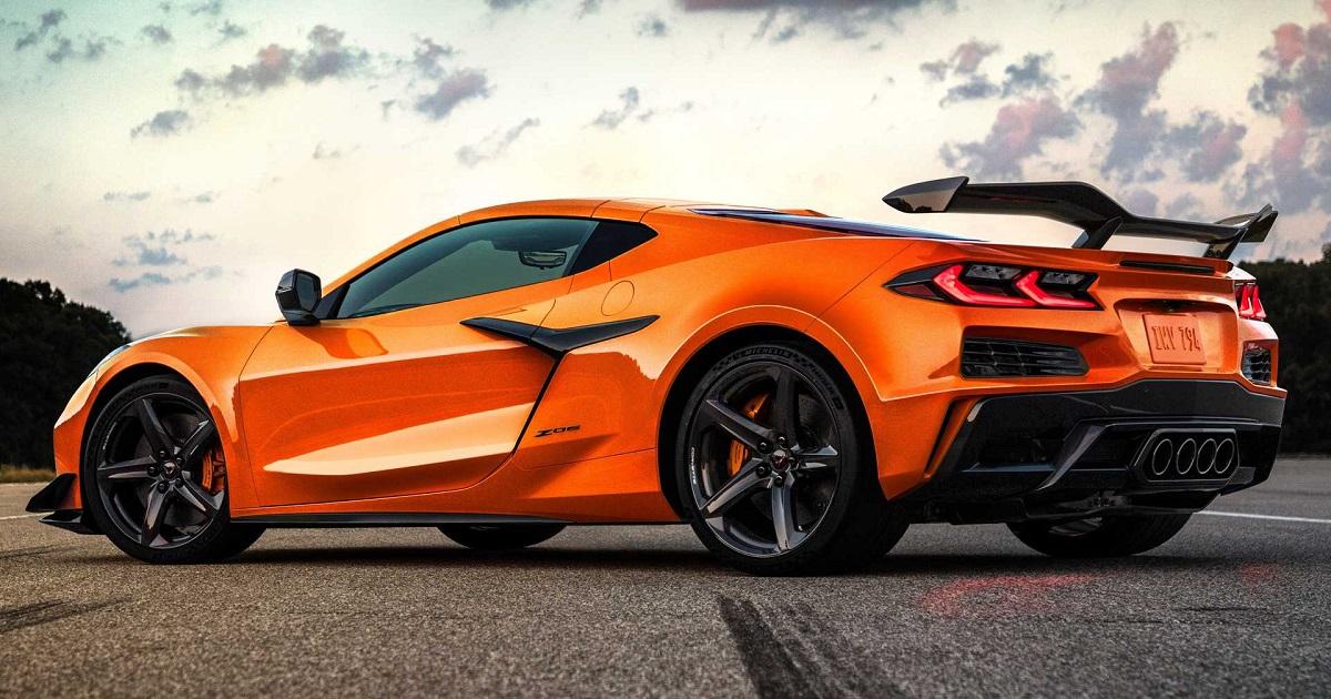 """Corvette Z06, ecco la """"Vette"""" che fa l'occhiolino alle Ferrari"""